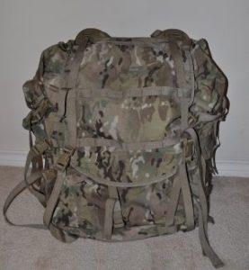 USGI Army Multi Cam Large MOLLE II Rucksack