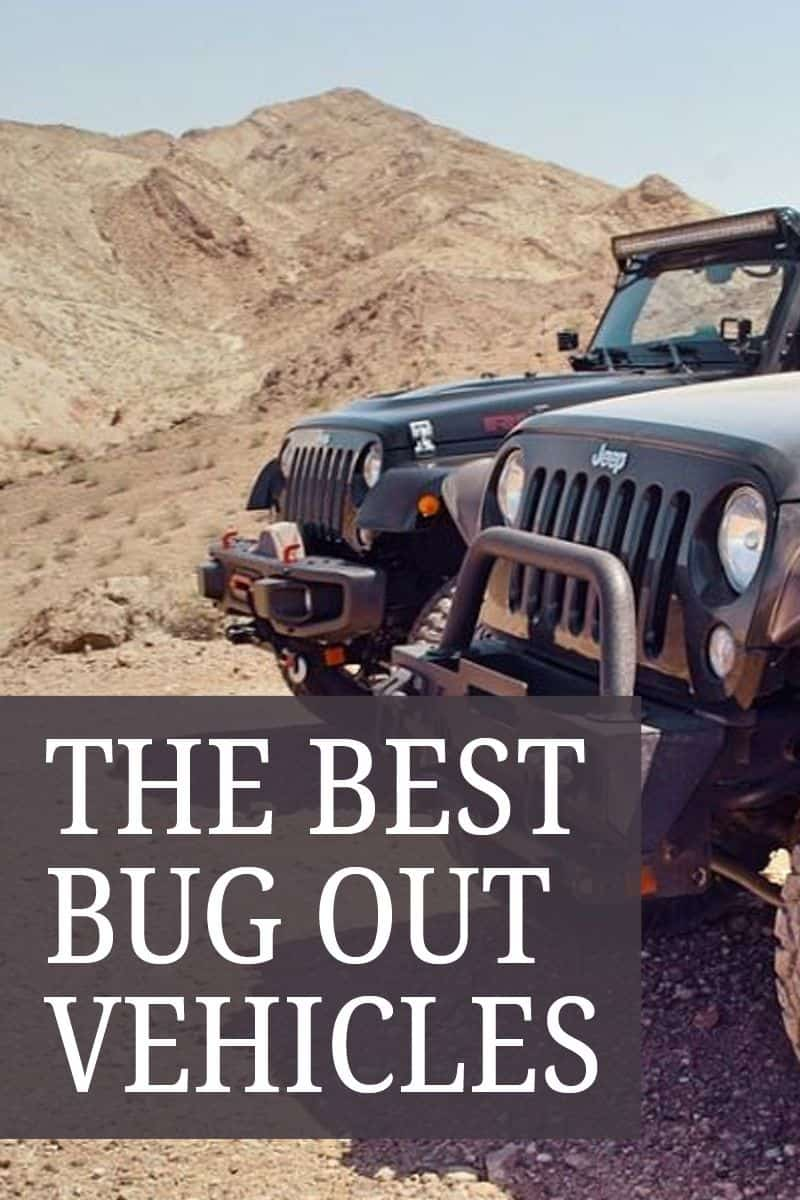 bug out vehicles pin image